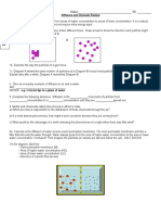 Diffusion and Osmosis Review (1)