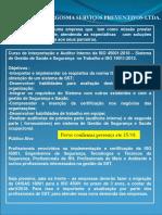 Curso ISO 45001