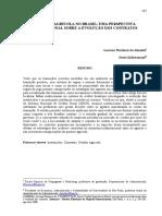 Almeida, Zylbersztajn - 2008 - Crédito Agrícola no Brasil Uma perspectiva institucional sobre a evolução dos contratos
