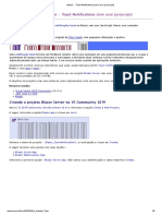 Blazor - Toast Notifications (sem usar javascript)