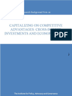 B-NESI Investments and Economic Zones (May 12, 2016)