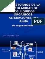 1.2 Trastornos del agua y el sodio