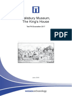 Salisbury Museum, The King's House