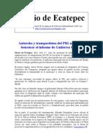 Diario de Ecatepec Noticias julio 2008