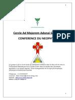 conference du neophyte section 5