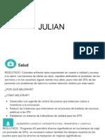 julian distribucion