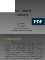 Unit II - Function_Overloading.ppt