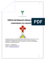 conference du neophyte section 1