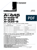 pioneer_a-335_a-445