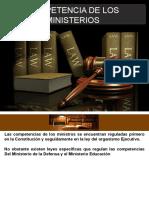 9.  Funciones de los Ministerios Guatemala