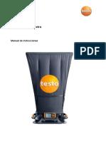 testo-420-Manual-de-instrucciones