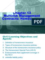 Ch 13 Homeowners Insurance.ppt