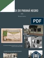 EM BUSCA DO PARANÁ NEGRO (2)