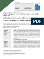 2008-Comprendre l'heredite-Immuno-analyse et biologie spécialisée