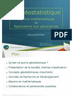 N.Jeannee - Geovariances.pdf