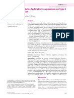 IDF Consensus Diab Prev 2007