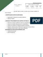 DSHST003-Ficha de Controlo de Risco-Plataformas Elevatórias