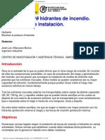 NTP 42_ Bocas e hidrantes de incendio. Condiciones de instalación..pdf
