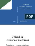 UCI Estandares y recomendaciones