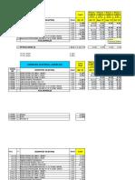analisis de costo chimenea