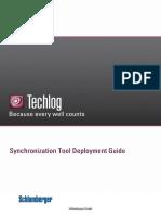 Techlog_2018-2_SynchronizationTool_DeploymentGuide