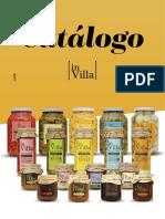 Catálogo Produtos de Minas