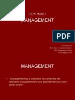 HS300 M1_2 MANAGEMENT FUNCTIONS & ENVIRONMENT