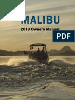 2019 Malibu Owner's Manual
