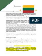 LITUANIA 2  DERECHO A LA IGUALDAD 2.0