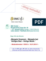 Moderation Script (01/2010)