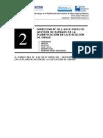 GPY053 ML02 Directiva
