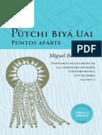 PÜTCHI BIYÁ UAI- Antología Multilingüe de La Literatura Indígena Contemporánea en Colombia- Vol 2