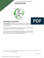 MODELOS DE GESTIÓN _ DIAGNOSTICO ORGANIZACIONAL