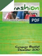 Swashion Campaign Book