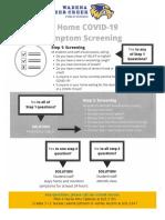 W-DC Home Screening Tool