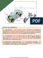 PRINCIPIO DE TRANASMISION AUTOMOTRIZ