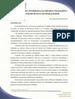 ARTIGO CONGRESSO - NEOLIBERALISMO