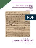 Bach Choral 147