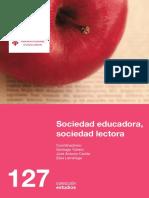 Sociedad educadora sociedad lectora.pdf