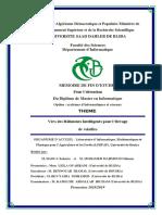 UNIVERSITE SAAD DAHLEB DE BLIDA. Faculté des Sciences Département d'informatique.pdf