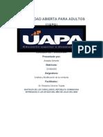 TAREA 4 DE ANALISIS Y MODIFICACION DE CONDUCTAS