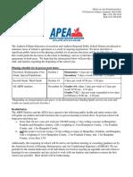 APEA Agreement 9.11.20