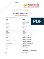 cantine 2020 2021