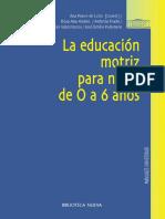 La educación motriz para niños de 0 a 6 años_nodrm-1