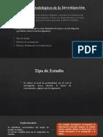 ASPECTOS METODOLOGICOS DE LA INVESTIGACION