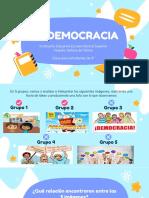 Experiencia de Clase (Democracia)