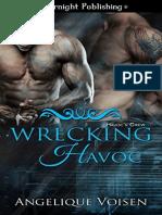 Angelique Voisen - Serie Equipo Havoc 3 - Sembrando la destrucción