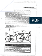 Trek Mountain Trial Pedal Trailer Manual MT201