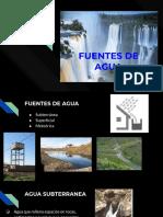 Tema 4- Agua subterránea