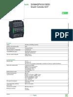 EcoStruxure-SXWASPXXX10001